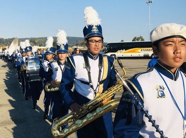 Rules and Expectations - Benicia Viking Band